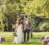 Country Club Wedding Venues / Get all the inspiration you could possibly need to find your dream Country Club wedding venue in the UK.