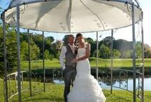 Golf Club Wedding Venues / If you're thinking of tying the knot in a Golf Club then browse through this board of sumptuous venues throughout the UK.