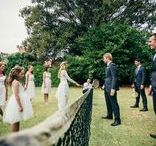 Sporting Wedding Venues / Tie the knot or celebrate your reception at a unique venue; from football grounds to racing tracks we've got it covered!