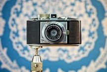 Vintage Cameras / Beautiful, bizarre and sometimes surprising: Cameras from a bygone era / by Jürgen Novotny