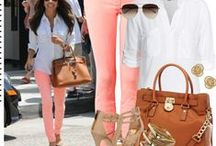 My Style - Summer outfits / Summer outfit inspiration.