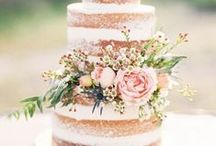 wedding cakes, food and drinks / A foodies-heaven-guide to catering to the best, most fun and original food, drinks, desserts and wedding cakes.