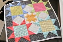 Mini Quilts / Miniature Quilts