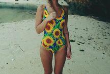 Bathing suits / Bikini/ bathing suit ideas and inspiration