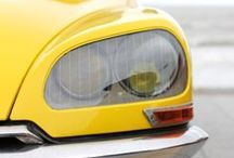 Automobile - French Cars: Citroën and DS / The Car's the Star