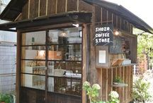 Pop-up stores /food trucks