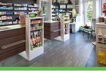 Apotheken / Planung und Realisierung von Apothekeneinrichtungen APO Einrichtungen GmbH  |  GM Zürn