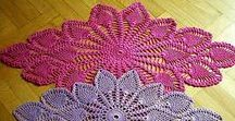 Crochet Rug Free Patterns   Home Decor   Tutorial / Crochet Rug Free Pattern, Tips, Rug Tips, Rug,  Crochet Patterns, Free Graphics, Crochet, Step by Step, Crochet Inspiration, Crochet Crafts, Free Tutorial, Written Instructions, Standards, Diagram, Yarn Crochet, Rug, DIY, Decoration, Crochet Home, Home Decor.