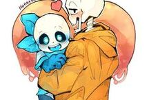 uNDERTALE AND AU(and fontcest)