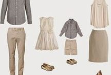 Wardrobe: Pastels and Neutral