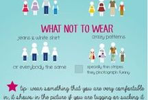 What to wear GENERALLY SPEAKING