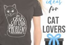 EU: Great Gift ideas for Cat Lovers / Awesome and unique designs - all created and designed by one artist for cat lovers across the globe! All designs are available on a multitude of products, with international shipping, and a 30 day return and exchange policy! Meow!  EU: https://muumau.spreadshirt.fi  USA: https://waldogs.spreadshirt.com
