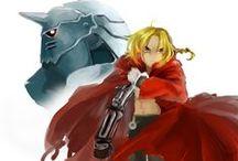 Hagane no Renkinjutsushi - Fullmetal Alchemist