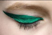 .Make Me Up. / .Make-up inspiration full of colour and natural tones.