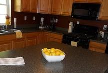 Kitchen Contrast / by casey knepshield
