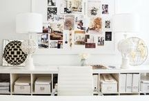 Office Style / Home offices and inspirational work spaces