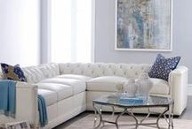 Sofas & Sectionals / Seating options and compositions