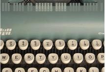 { Typewriters }