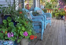 Porches and Patios / by Kimberly Morris