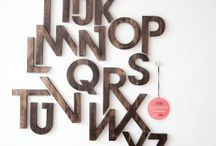 Typography & Hand Lettering / Typography and hand lettering projects, guides, resources and inspiration.