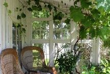 Patios, Porches and Decks & Balconies