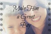 For: My Son / Ways I can influence my son's life