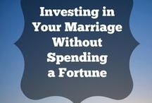 For: Us / The best thing I can do for my children is invest in my marriage.