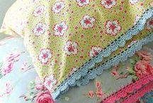 sewing stuff / by Stephanie Thompson Beach