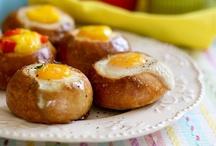 Breakfast Yummies / by Tarri Van Dalsem