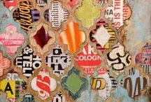 Patterned! / In love with all things patterned, textured, layered and colored! / by Kimberly Morris
