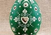 Pysanky / Ukrainian Easter Eggs