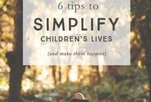Simplicity / I love the idea of simplicity. But I tend to make things complicated. This collection of articles is meant to help me weed through the complicated to find the simple core of what I hold dear.