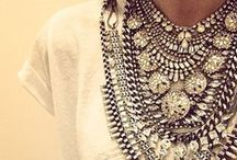 .Jewels. / .Adorn yourself with unique jewels.