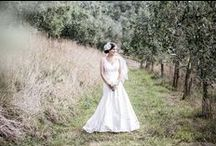 Natalie Chan Bespoke Brides / Here we feature gorgeous real life brides whose gowns or headwear we created for them bespoke x