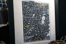 My Art on Your Walls / Customers' images of my Art Work