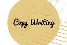 Copy Writing / Copy writing, sales copy, ad copy, copywriting, copywriter, selling, copy that sells, storytelling.