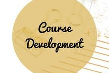 Course Development / Online course development, online course creation, online course platforms, online course outline, course content, selling courses, online course tools.