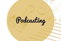 Podcasting / Podcasting, content, podcasting workflows, podcasting how to, content calendar, tools.