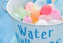 Festa na piscina  / Ideas para uma festa a bombar na piscina