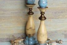 candlesticks / candlesticks crafts home decor