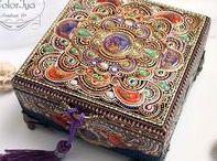 Pointtopoint Handmade Роспись контурами / pointtopoint , роспись контурами , ручная работа,  mandala , handmade