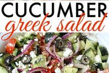 Salad Goals / Here is some inspiration, tips and recipes to help you improve your weekly salads.