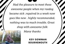 Testimonials / Read what our customers have to say about us, our services and our products