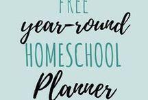 Free Printables / free printables for homeschoolers!