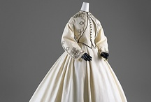 1860's Dresses / by Micaila Curtin