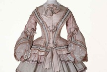 1850's Dresses / by Micaila Curtin
