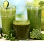 Juice Cleanses / Have you ever used a juice cleanse? Leave a comment with any recommendations!