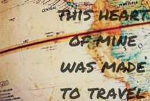 Traveling is my favorite / by L R