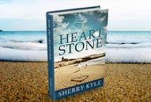 Novel: The Heart Stone  / Contemporary Women's Fiction www.sherrykyle.com