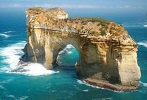 Ausztrália, Uj Zéland
